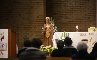 Feast Mass of St Clare