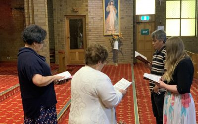Rite of Admission to the Secular Franciscan Order