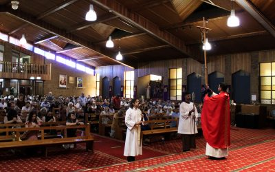 Good Friday – Celebration of the Lord's Passion