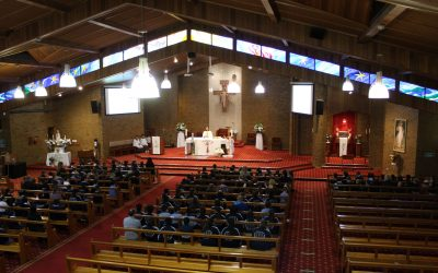 School Mass: Feast of the Ascension